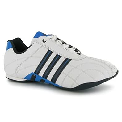 adidas kundo ii 2 leather martial arts trainers white