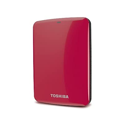 Toshiba Canvio Connect 500 GB (Red)