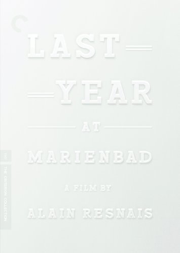 Cover art for  Last Year at Marienbad (The Criterion Collection)