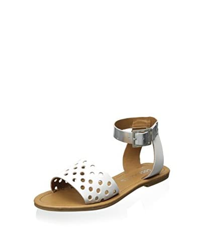 Coconuts Women's All About Flat Ankle Sandal