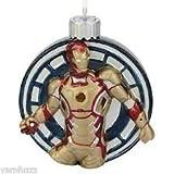Iron Man 3 Lighted Christmas Hallmark Tree Ornament