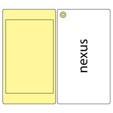 Martin Fields Overlay Plus Screen Protector (Google Nexus 7 FHD [2013]) – Includes Camera Lens Protector