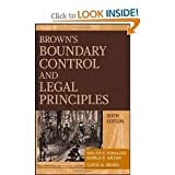 img - for Brown's Boundary Control and Legal Principles 6th (sixth) edition book / textbook / text book
