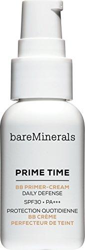 bareMinerals Prime Time BB Primer-Cream Daily Defense SPF 30, Tan, 1 Ounce (Bare Escentuals Bb Cream compare prices)