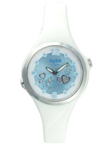 The light the light watch sports type LG006L-WHBL1 girls