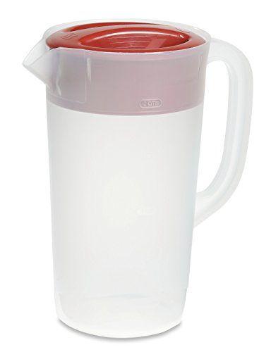 Rubbermaid Classic Pitcher, 2 quart, Racer Red (Pitcher Rubbermaid compare prices)