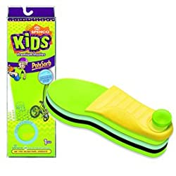 Spenco PolySorb Kids Premium Insoles