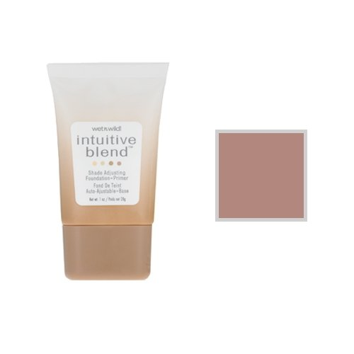 ウェットアンドワイルド Intuitive Blend ShadeーAdjusting Fouindation + Primer Tan