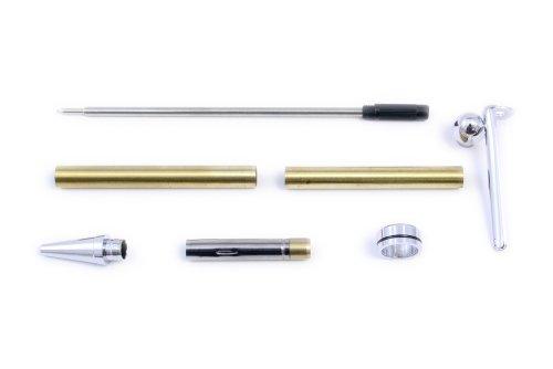 Legacy European Pen Kit - Woodturning Project Kits - Packs of 10
