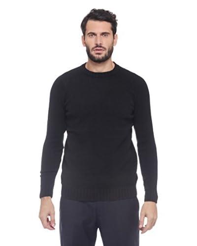 Officine della lana Pullover [Nero]