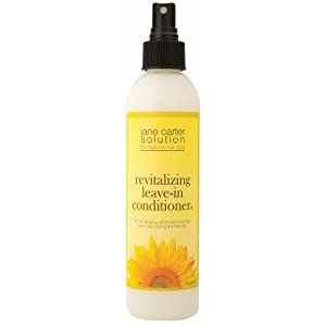 Jane Carter Solution Revitalizing Leave-In Conditioner, 8 Ounce