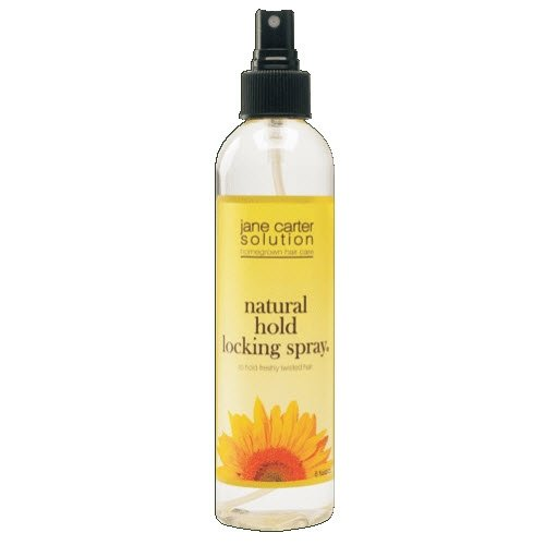 Jane Carter Natural Hold Locking Spray, 8 Ounce