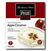 Protidiet Oatmeal - Apple Cinnamon (7/box)