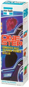 One-Step Rust Converter Primer Sealer, pint (3512) by Mar-Hyde