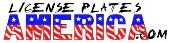 License Plates America Logo