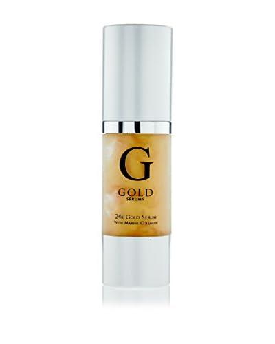 Gold Serums Siero Viso all'Oro 24 Carati e Collagene Marino 30 ml
