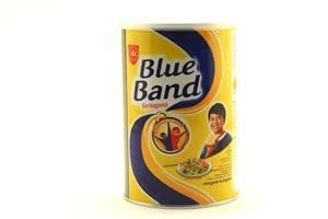 Margarine - Mentega (1 Kg) [6 units] by Blue Band.