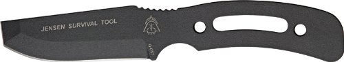 Tops Jensen Survival Tool Tactical Fixed Blade Knife