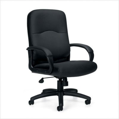 Offices To Go Otg11617b Luxhide Executive Office Chair
