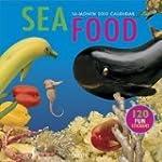 Sea Food 16-Month Calendar