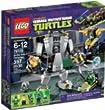 Lego Teenage Ninja Mutant Turtles Set #79105 Baxter Robot Rampage