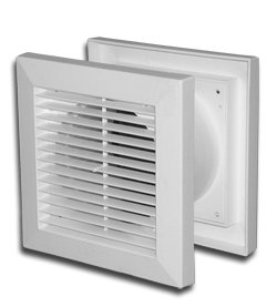 The Between Room Ventilator (BRV) is a low-cost solution to common air pressure problems. (Room Ventilator compare prices)