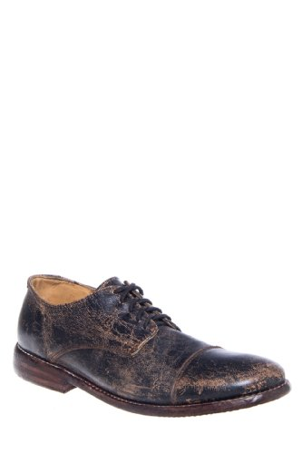 Bed|Stu Memphis Distressed Cap Toe Oxford Shoe