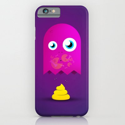Society6 - Game Over Pac. Iphone 6 Case By Mikhail St-Denis