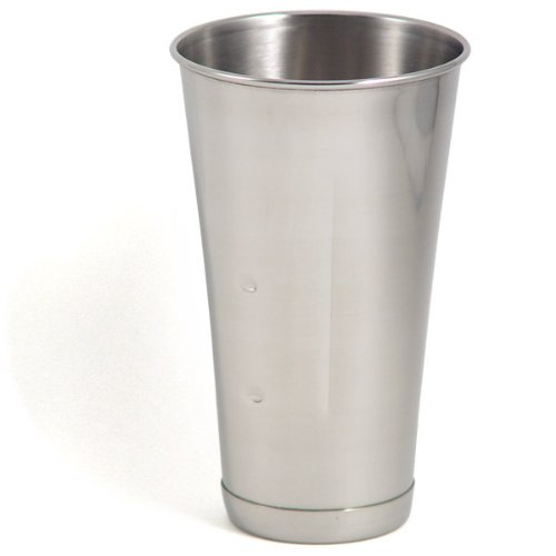 Stainless Steel Malt Cup Ice Cream Accessory