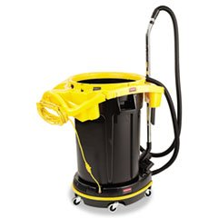 * Dvac Straight Suction Vacuum Cleaner, 8 A, 41 Lbs, Black front-380086