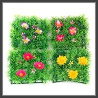 20x kunstrasen kunstpflanzen blumen deko gras gr n amazon - Deko kunstrasen ...