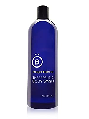 Best Cheap Deal for k + s Moisturizing Body Wash for Men with Argan, Coconut, and Orange Oils for Deodorizing Protection - Antibacterial & Antifungal All Natural for Sensitive Skin, Acne - Sulfate & Paraben free (16oz) by krieger + söhne - Free 2 Day Ship