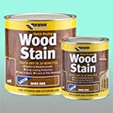Everbuild EVBWSAP25L 2.5 Litre Quick Dry Wood Stain - Satin Antique Pine
