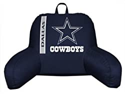 Dallas Cowboys Locker Room Bedrest (Husband Pillow) 19x12 NFL