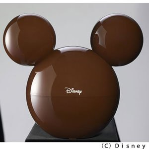 middle×Disney 超音波式加湿器 ブラウン DS-KW1201(BR)