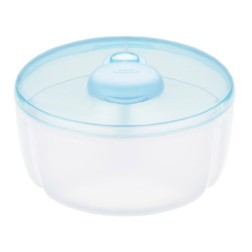 Oxo Tot Formula Dispenser, Aqua Color: Aqua Newborn, Kid, Child, Childern, Infant, Baby