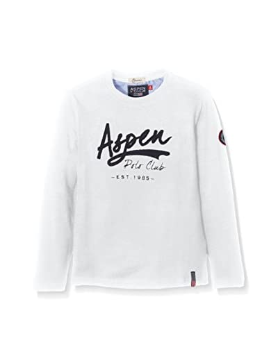 Aspen Polo Club Camiseta Manga Larga PC31M948 Blanco