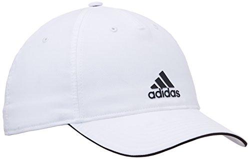 Adidas - Berretto Climalite Cap, Bianco (bianco), Taglia unica