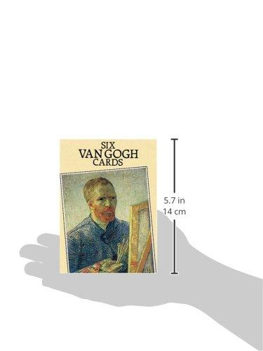 Six Van Gogh Cards (Dover Postcards)