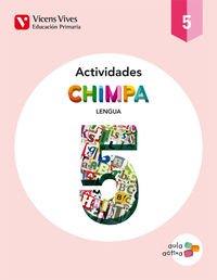 CHIMPA 5 ACTIVIDADES