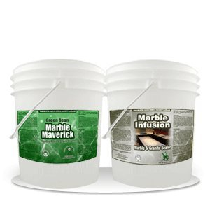 Marble Maverick - 2-In-1 Marble Care Kit 5 Gallon front-371412