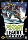 Mutant League Hockey - Sega Genesis