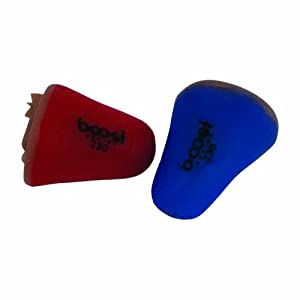 Primos Boost Series PBS-230-PFPR PF 230 ITC Pair Ear Protection, Red Blue by Primos