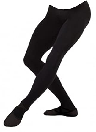 Buy Body Wrappers Mens Dance Series Cut & Sewn Footed Dance Tight by Body Wrappers