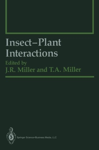 Insect-Plant Interactions (Springer Series in Experimental Entomology)
