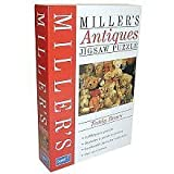 BePuzzled 1,000pc Jigsaw Puzzles - Miller's Antiques - Teddy Bears by University Games