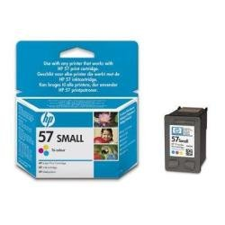 HP 57 Small Tri-colour Ink Cartridge