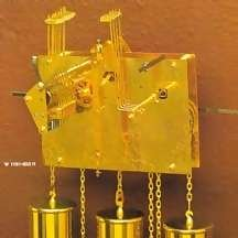 Hermle Replacement Movement # 1161-053 HS 94cm 114cm Pendulum Lengths