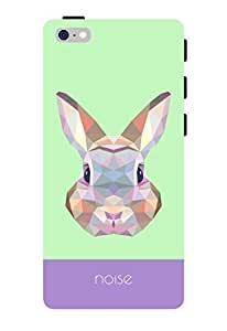 Noise Crystal Rabbit Printed Cover For (partialupdate)
