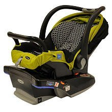 Combi Shuttle 33 Infant Car Seat - Wasabi Noche - 1